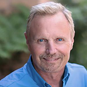 Headshot of Steve Arterburn, M.A.